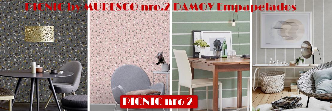 PICNIC by MURESCO nro.2 DAMOY Empapelados