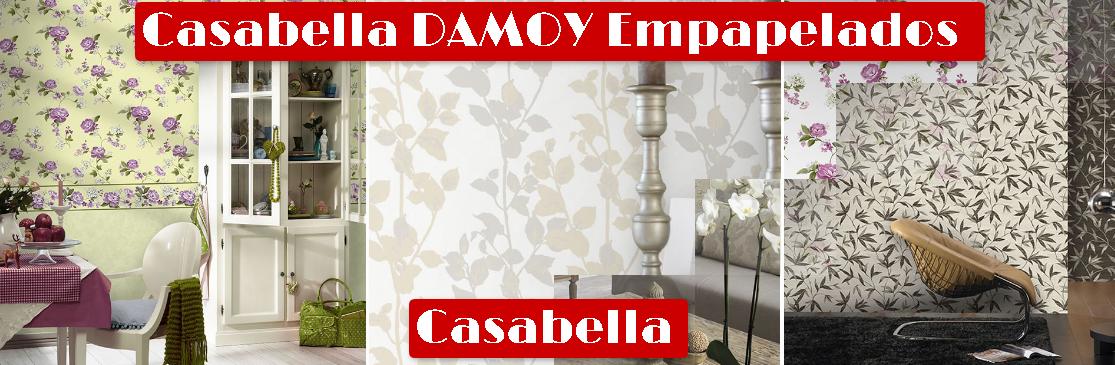CasaBella DAMOY Empapelados