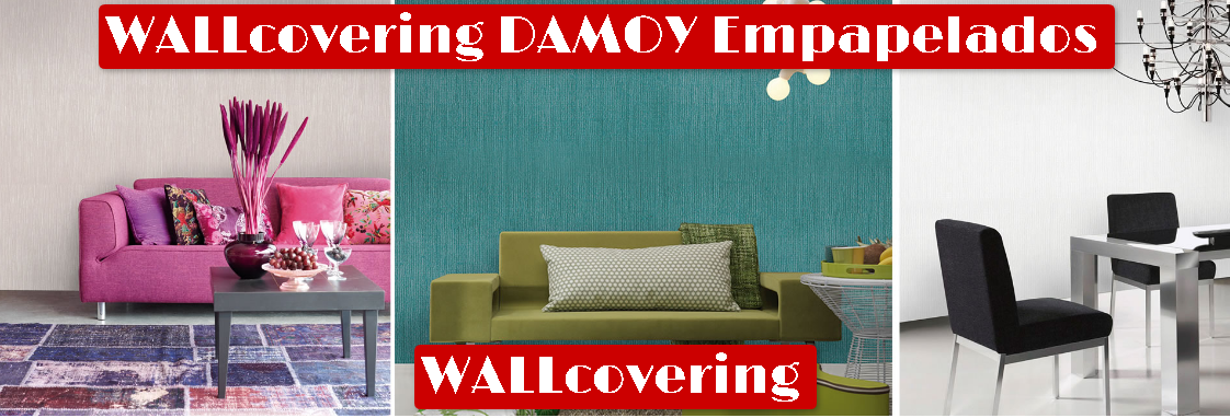 WALLcovering DAMOY Empapelados